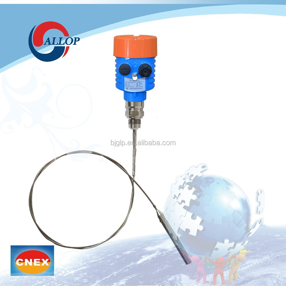 liquid radar level measurement instrument draw wire displacement transducer