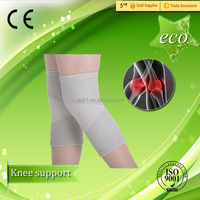volleyball basketball Far Infrared charcoal elastic knee protector, knee pad