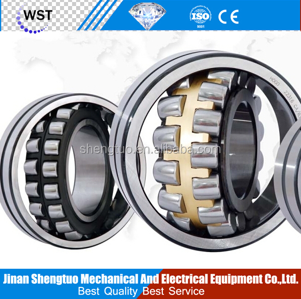 china factory directly sale roller bearing 23248 Spherical roller bearing size 240*440*160 used in speed reducer