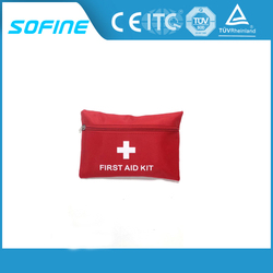 Professional Portable Canvas Mini First Aid Bag Emergency Kit