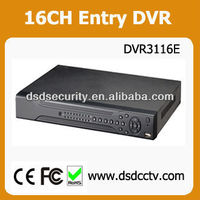 DVR3116E Dahua 16CH CIF Realtime Recording Security DVR