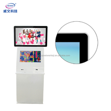 android advertising media player digital signage with phone charger