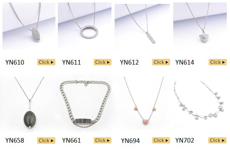 316L Stainless Steel Fashion Jewelry multilayer arc Crystal Necklace