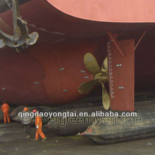 marine rubber air bladder for ship launching,upgrading,heavy lifting,moving