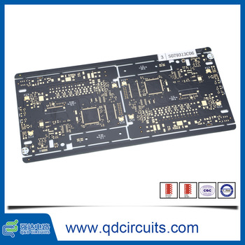 Direct Factory Hot Sale rapid production FR4 Tg140 6 layer pcb board motherboard
