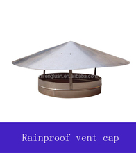 Ventilation products mushroom roof rain vent cap waterproof vent cap