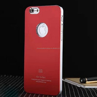 new fashion high quality Metal+frosted ultra-thin case for Iphone 6