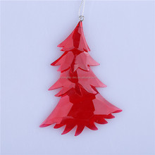 new style christmas decoration Pinetree in Wind