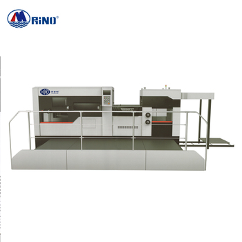Corrugated Cardboard Creasing Die Cutting Machine