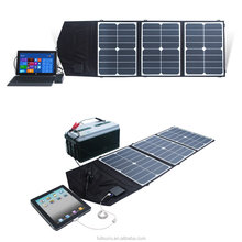 New portable solar panel charger photovoltaic mini solar panel for led light 45W