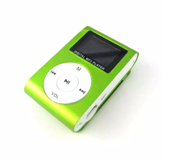 10 years profession manufacturer of sport mp3 player with screen mini mp3 player