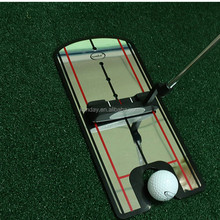 Golf Practice Putting Mirror, Golf Putting Trainer, Alignment Mirror Wholesale