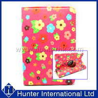 Floral Garden 360 Rotating Tablet Case For iPad Mini