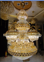 New designs indoor decorative modern crystal ceiling pendant lamp
