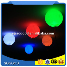 Wholesale inflatable stand led balloon light for birthday decoration