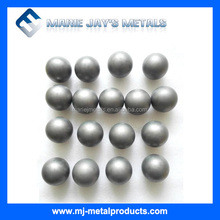 Punching Holes/Tungsten Carbide Ball
