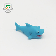 2018 new products small plastic baby fish bath rubber toy set wholesale for kids