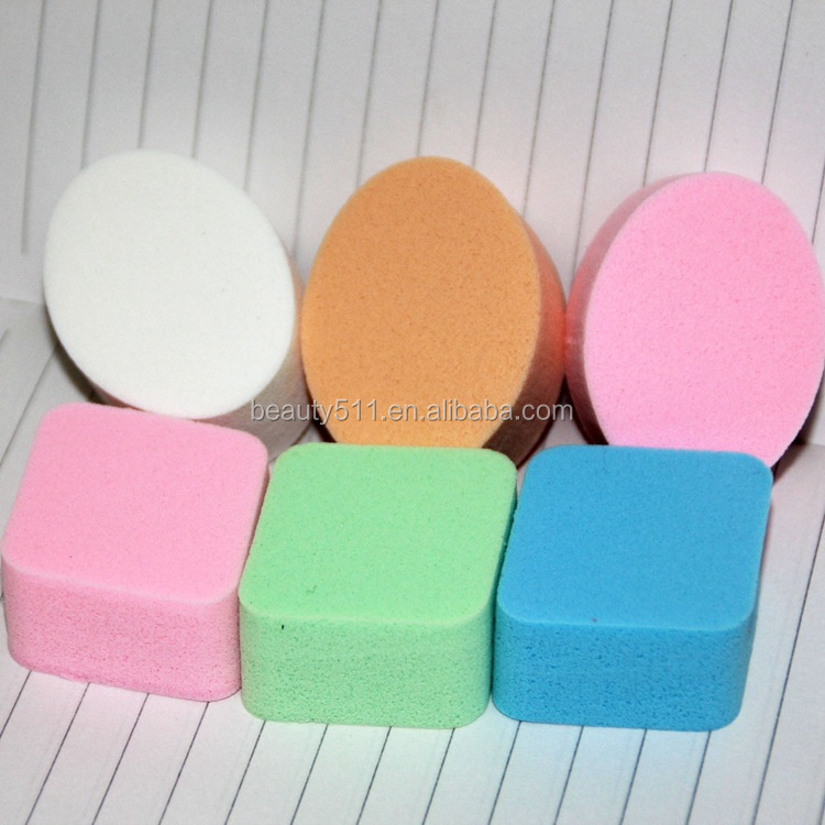 Wholesale High quality Multifunctional Deep cleansing Sponge Face washing puff/Cosmetic Powder Puff