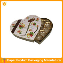 paper rigid packaging boxes chocolate chocolate truffles