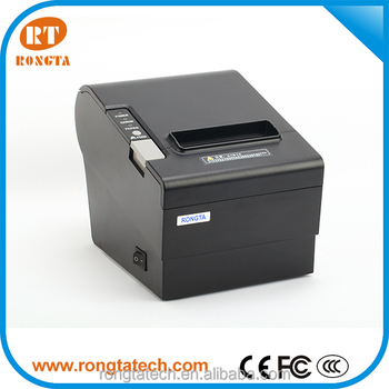 High performance receipt printer RP80,auto cutter, IOS, ANDROID