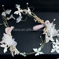 Mental Hair Accessories Manufacture Christmas Tiara For Princess