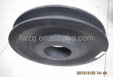 Nylon sheave/ pulley for crawler crane