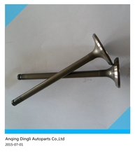 Engine parts for renault intake and exhaust valve