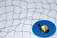 agriculture plastic anti bird net, bird catching netting