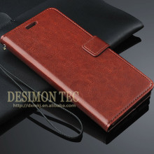 2018 Desimon Custom Phone Cases Factory Wallet Stand Mobile Phone Cases for SAMSUNG A7