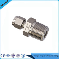 china JW-LOK hydraulic hose fittings sae ferrule manufacturer