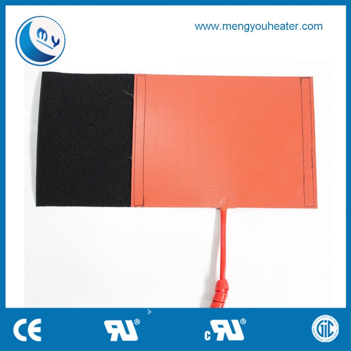 220v silicone rubber heated bed 15 gallon drum heater
