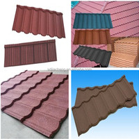 Supply High Quality Stone-coated Metal Tiles JC Roof