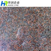 Dakota Mahogany Red Brown Granite from US and India