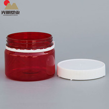 Factory Direct Supply Food Grade Plastic PET Spice Jar