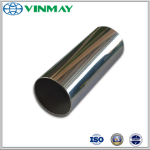 201 Mirror Polished Stainless Steel Pipe