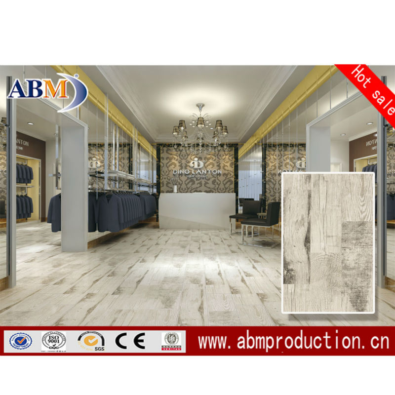 60x90 cm wood effect ceramic floor and wall tile with good quality for interior