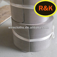 316 wire mesh for pre-coat filter mesh