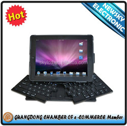 Bluetooth Keyboard with case for Ipad 2 Bluetooth Keyboard case