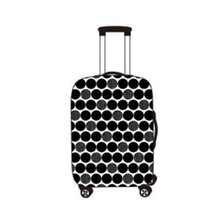 Custom fashion travel suitcase durable luggage cover bags