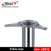 Comfortable patio table legs