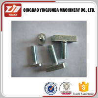 stainless steel t bolt t handle bolt