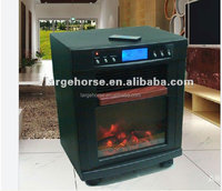 2013 NEW 3 in 1 Fireplace heater with Romote control for home