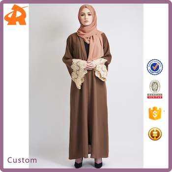 custom muslim kimono abaya 2018,women long dubai abaya wholesale,open muslim kaftan abaya turkey in china