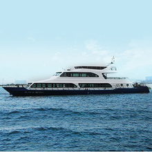 28.5m/120p fiberglass passenger Boat Touring for sale