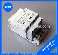 HPS 70w Magnetic ballast for fluorescent lamp