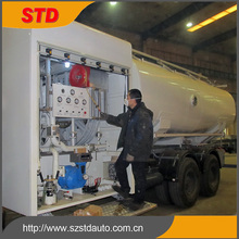 China cheap jet fuel refilling truck aircraft refueler price