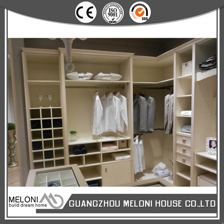 Good design promotion personalized walk in closet bedroom furniture
