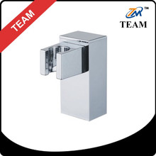 TM-6029 Square plastic ABS 100% cixi Wall bracket hand held shower head Bathroom Accessories chrome Bracket Holder