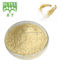 Tonking factory Korea Red Ginseng Root Extract Ginsenoside powder 80% GINSENG EXTRACT