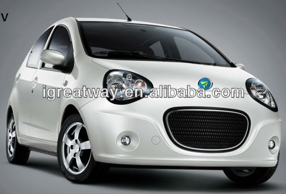 High speed Li-ion battery electric car